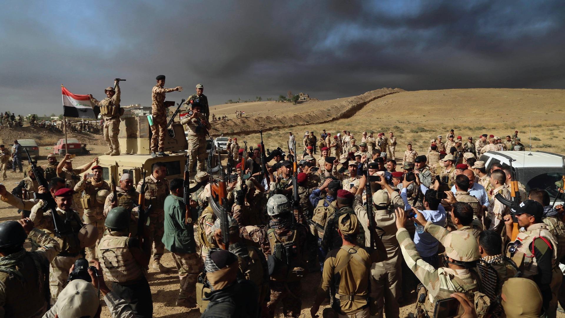 10 ting du skal vide om kampen mod Islamisk Stat lige nu