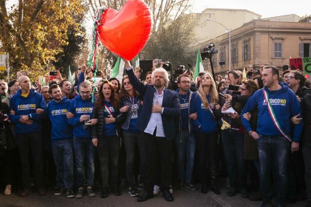 Italien kan blive næste skridt i populisternes sejrsmarch