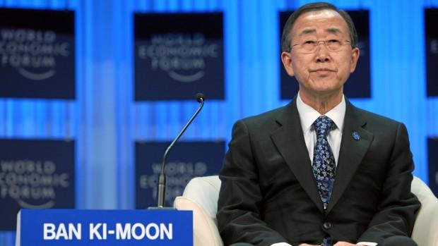 Den usynlige mand: Ban Ki-Moons ti anonyme år i FN