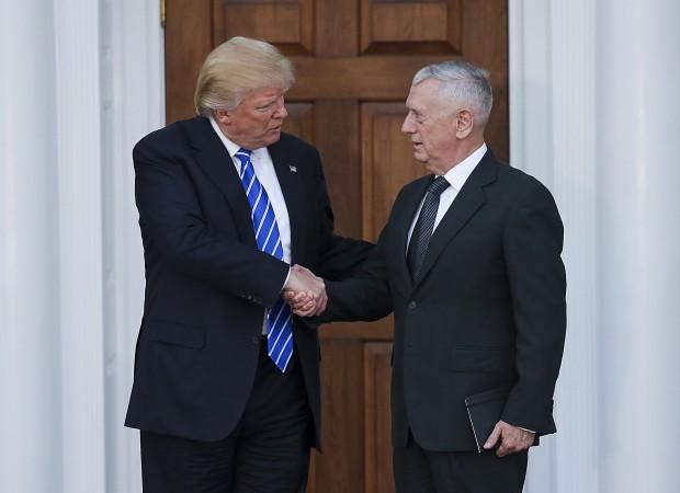 Hvad vil Trump med 'Mad Dog' og andre generaler i Det Hvide Hus?