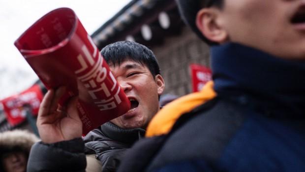 Kristian Lauritzen: Demokratiet er på spil i Sydkorea