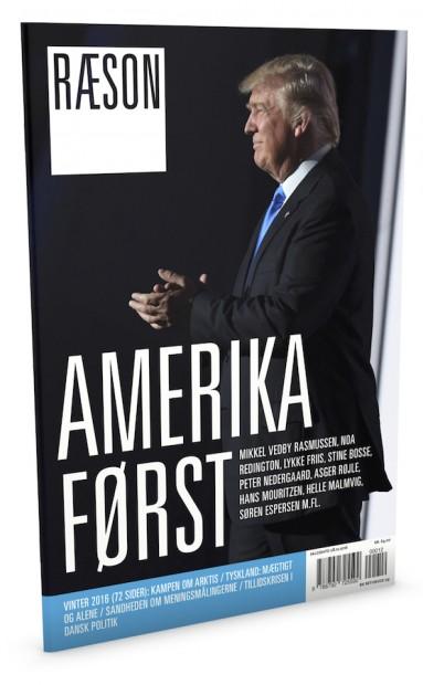 RÆSON28: Amerika Først