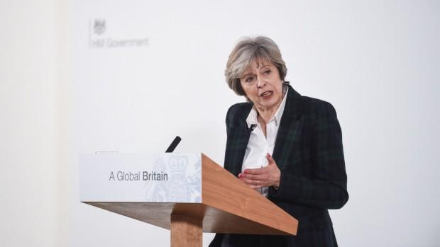 Ann Pettifor: Brexit bliver Mays afsæt til yderligere globalisering