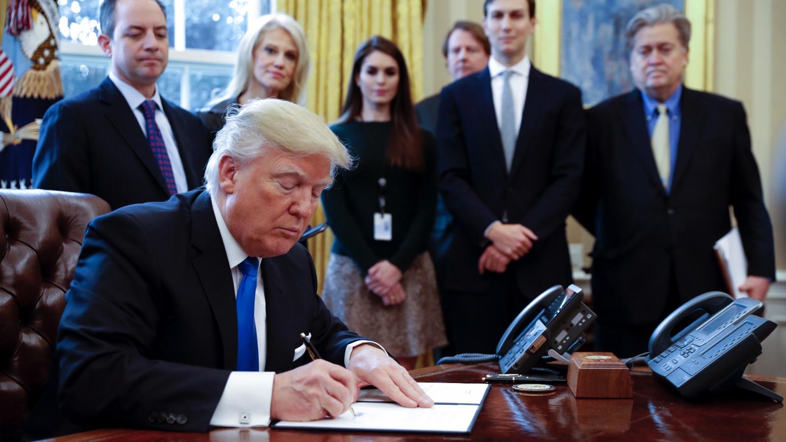 """PODCAST: Trumps USA #3""""Et opgør med USA som et åbent land"""""""