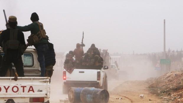 Ferhat Gurini: Hvad Raqqa fortæller os om Trumps 'nye' IS-politik