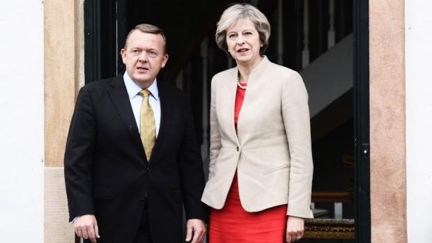 Brexit: May I Leave? #2 – Bjarke Møller: Briterne risikerer at blive en kastebold imellem USA og EU