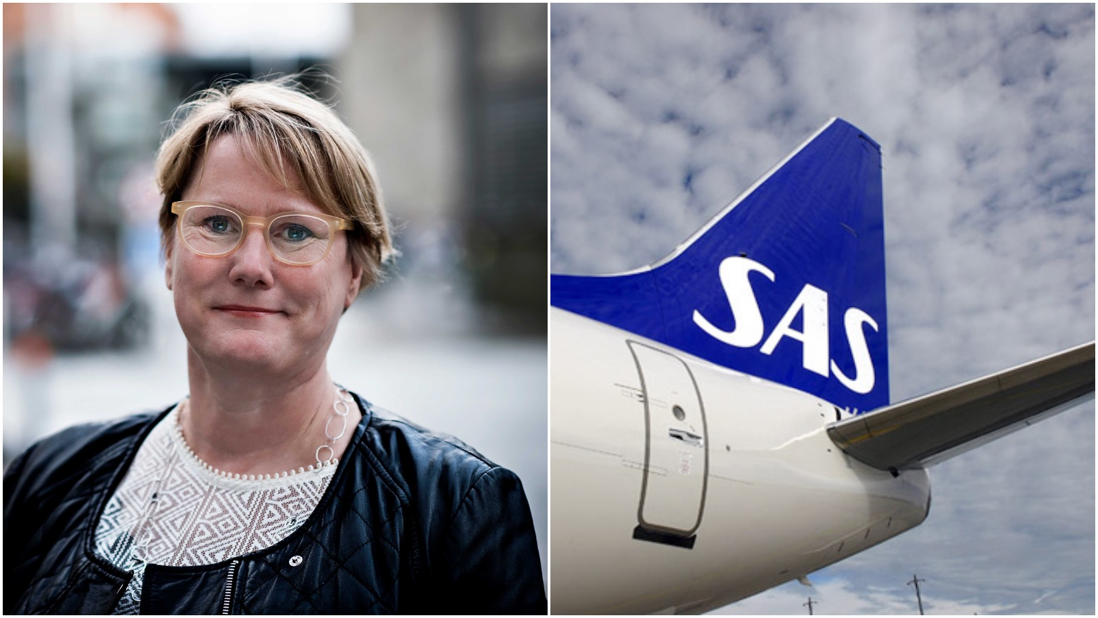 Bente Sorgenfrey: SAS' udflagning bør give anledning til selvransagelse