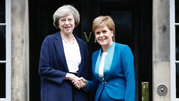 """""""Skotsk uafhængighed fra Storbritannien betyder nødvendigvis ikke skotsk EU-medlemsskab"""" – professor Nicola McEwen"""