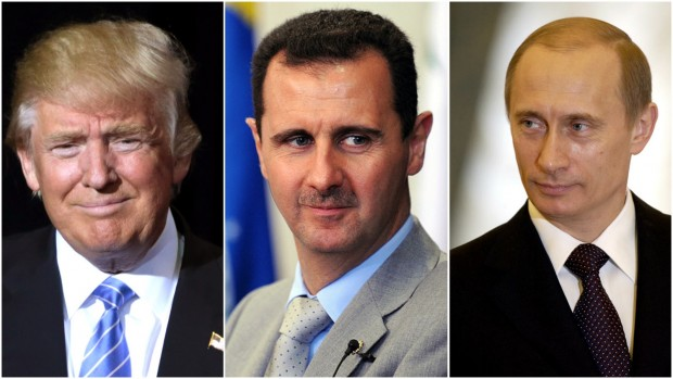 """""""Det er helt oplagt, at USA i stigende grad vil synliggøre sin tilstedeværelse i Syrien"""" –Lars Erslev Andersen & Perry Cammack om Syrien lige nu"""