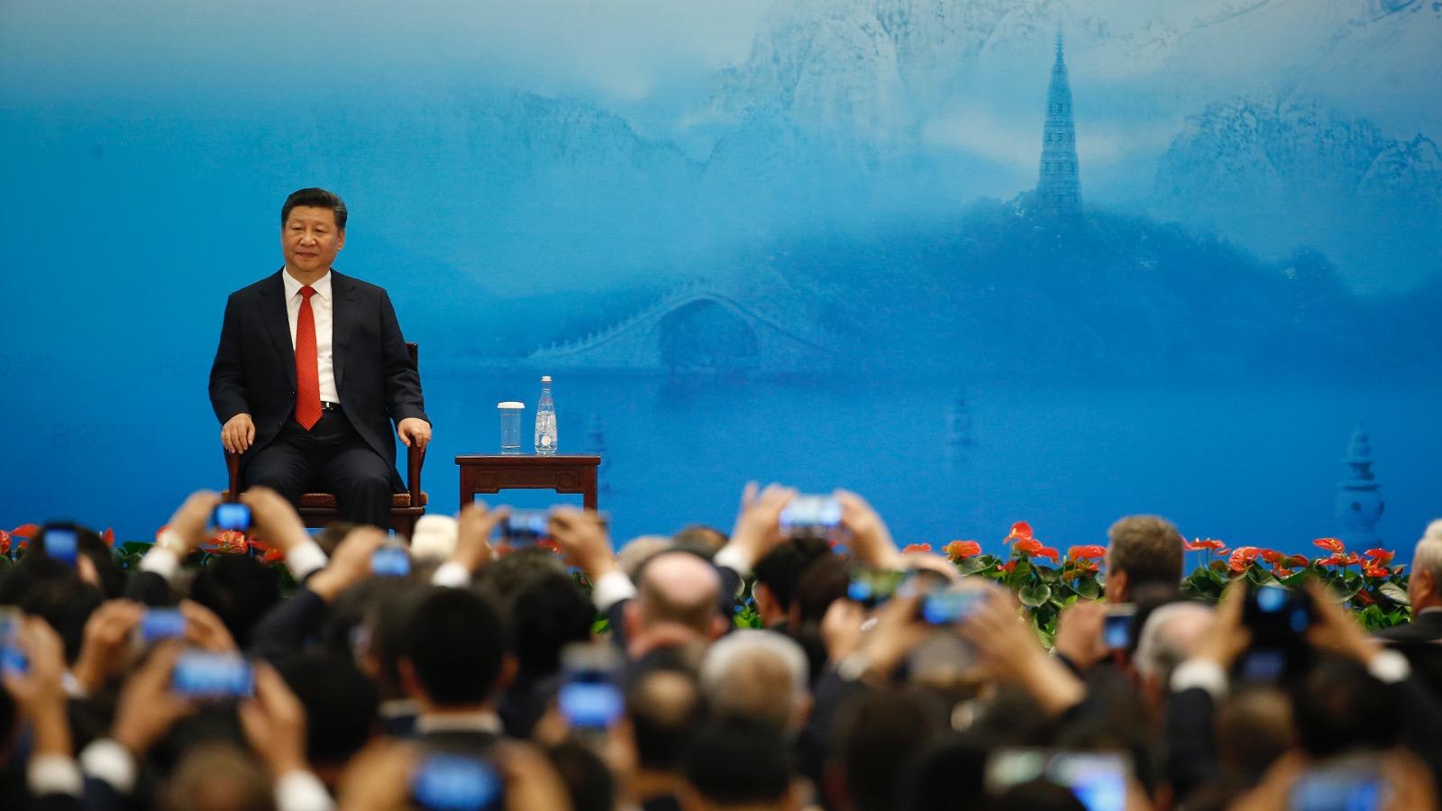 Camilla T.N. Sørensen: Hvor meget større bliver Kinas rolle nu?