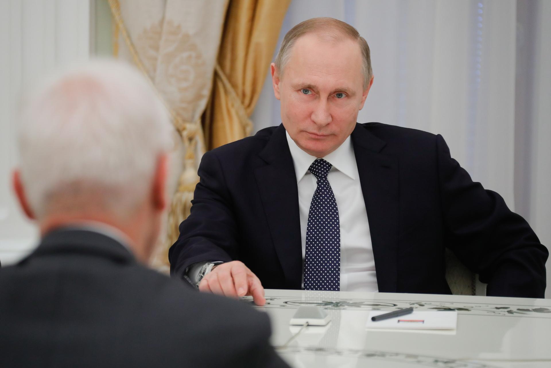 Marie Krarup: Er Rusland en trussel mod Danmark?