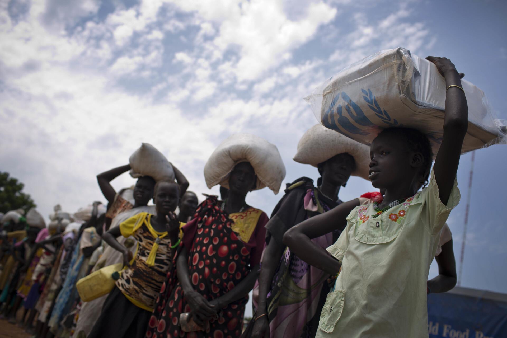 Hungersnød: Vi er med til redde folk i dag, for at de kan dø i morgen