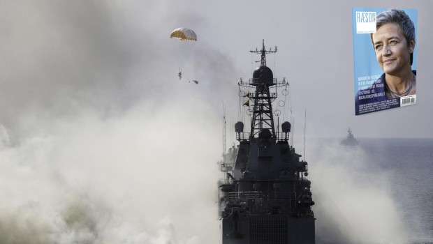Johannes Riber Nordby: Hvad Sortehavsflådens nye rolle fortæller om Ruslands ambitioner