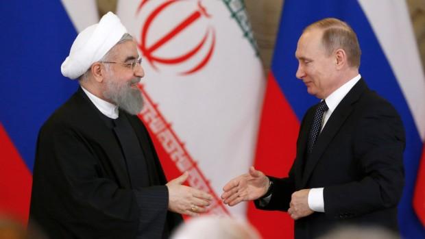Johannes Riber Nordby: Syrien ryster den amerikanske verdensorden