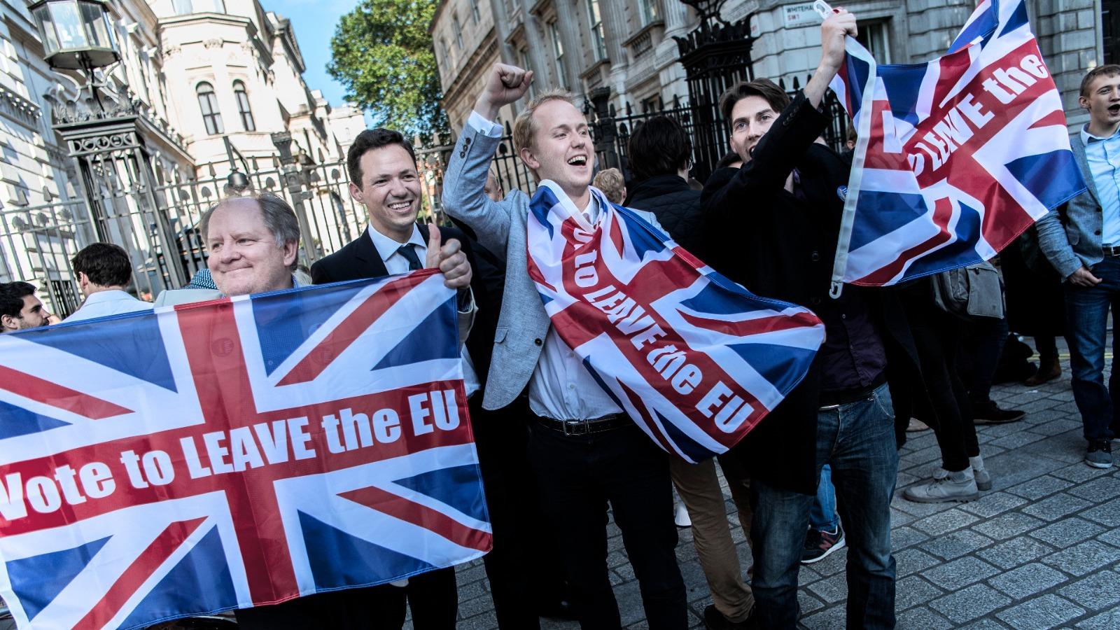 Louise Riis Andersen: Verden efter Brexit