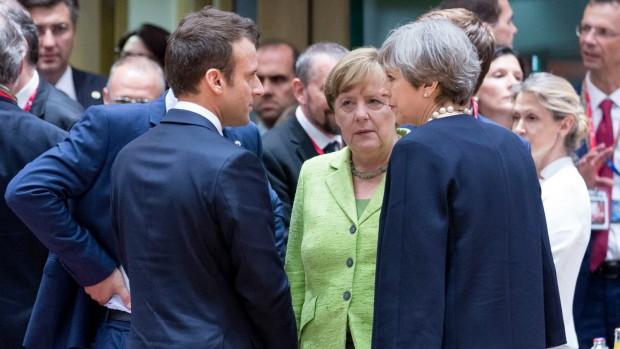 Jens-Peter Bonde og Uffe Østergård: EU skabte Brexit. Nu vil Bruxelles straffe briterne – men rammer sig selv