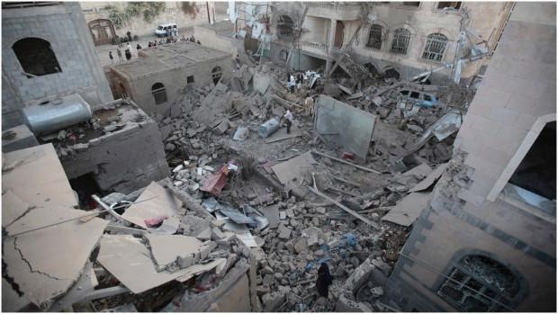 The war in Yemen: Trump has given the Saudis a free passInterview with professor Charles Schmitz
