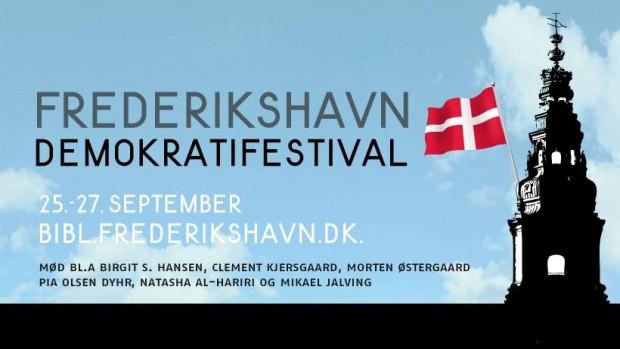 RÆSON LIVE i Frederikshavn: Demokratifestival 25.-27. september