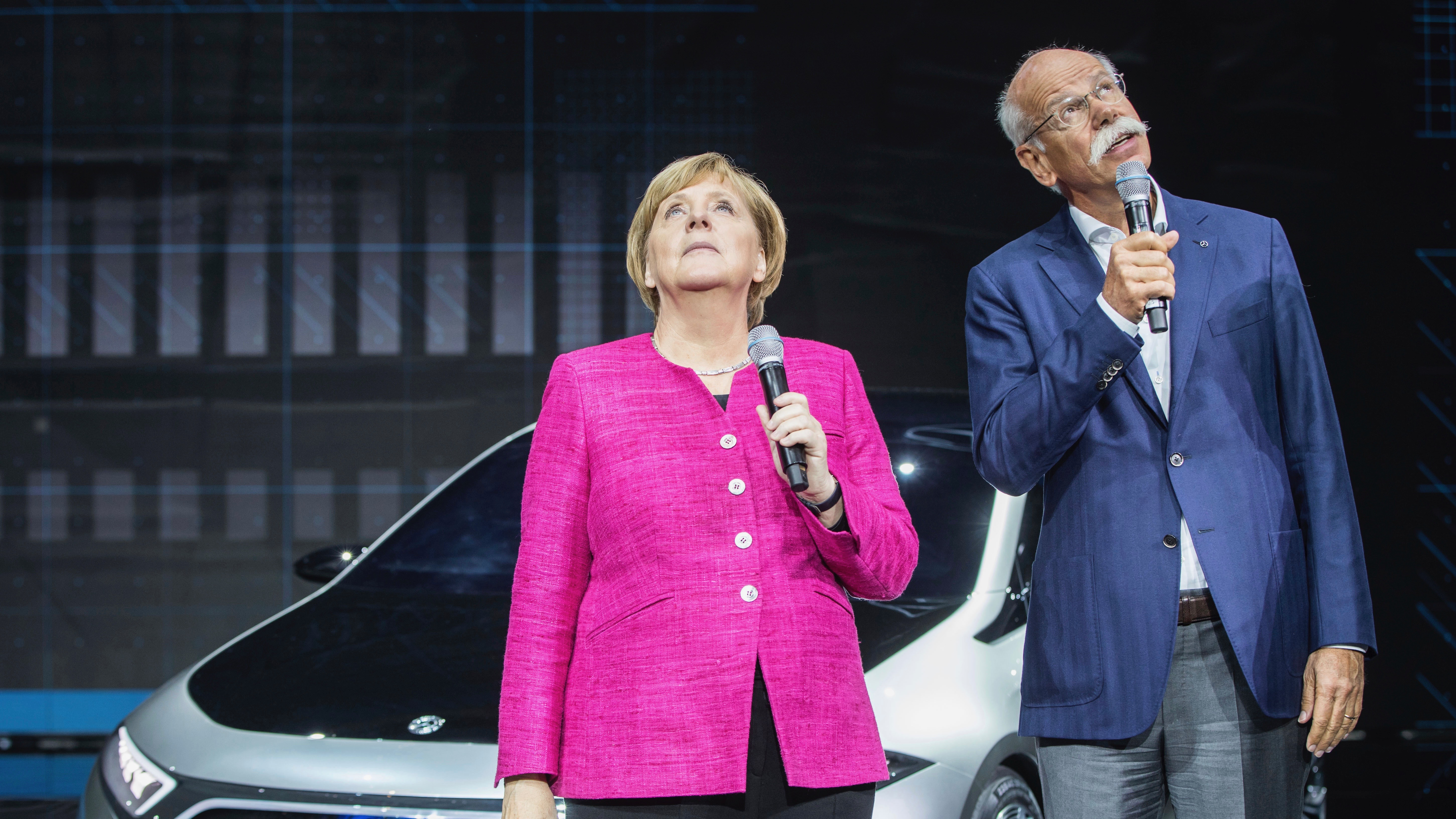Merkels faste greb om kanslerposten RÆSONs Nyhedsbrev om det tyske valg