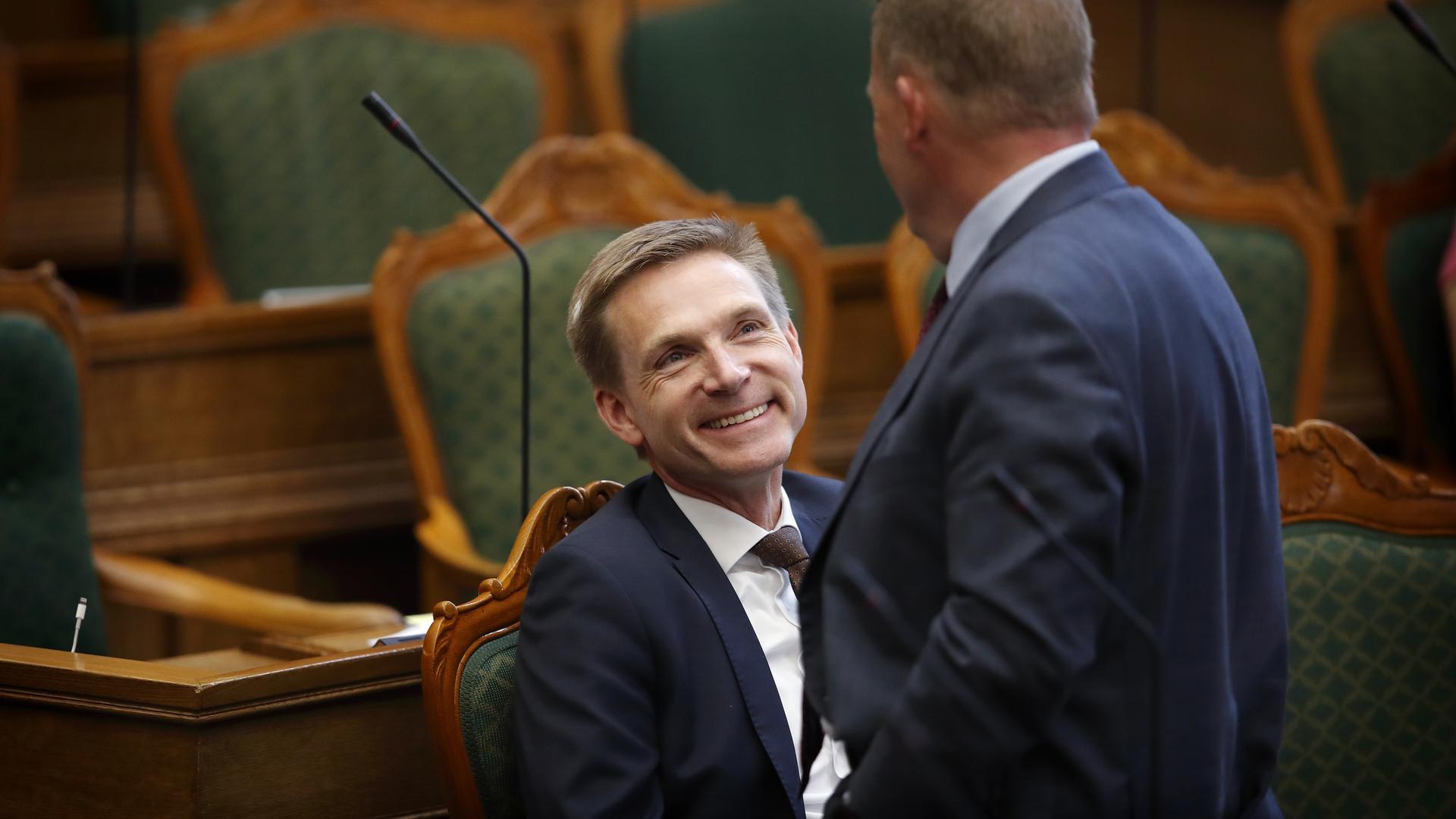 Professor Peter Lauritsen om burkaforbuddet: Intet er for småt for et Christiansborg, der lader de virkelige problemer stå