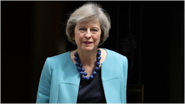 """Dr. Isabelle Hertner om Theresa May og Brexit: """"Hun er mere i politik for magten end for ideologien"""""""