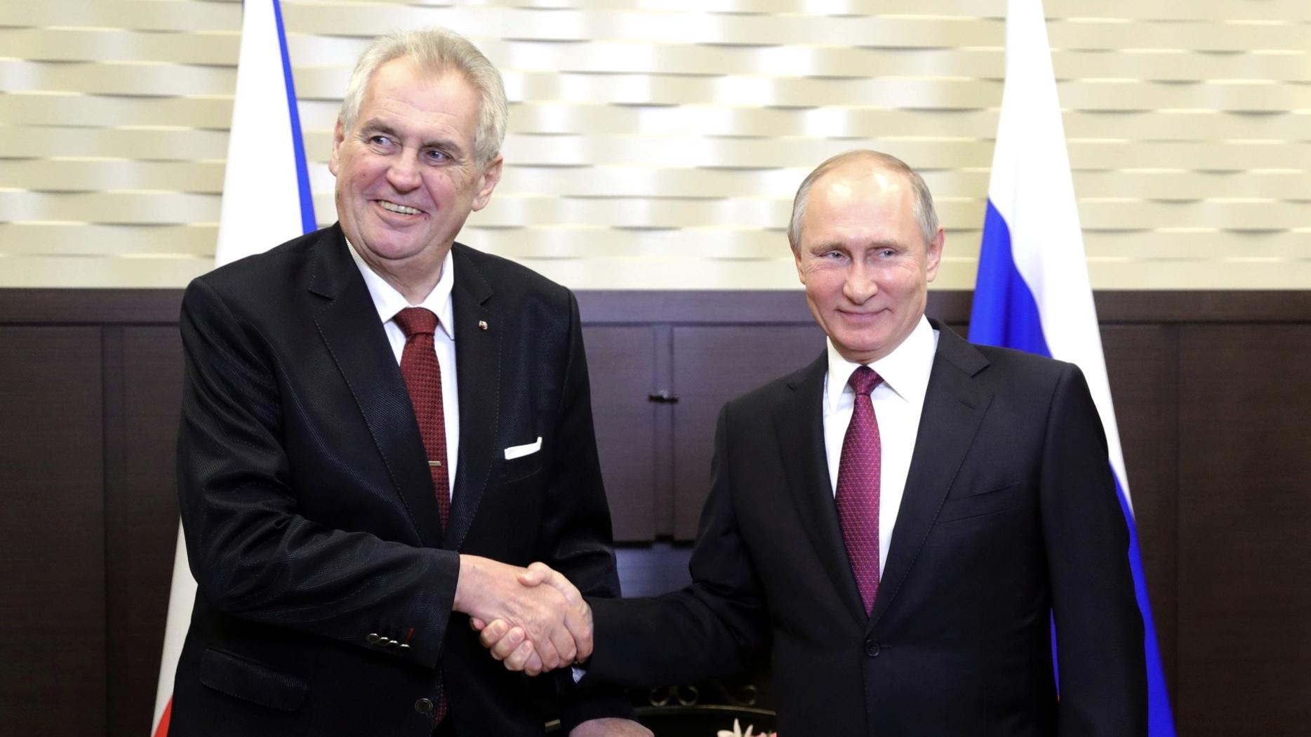 Ota Tiefenböck: Fortsætter nuværende præsident Milos Zeman på posten, kan Tjekkiet udvikle sig til at blive EU's næste problem