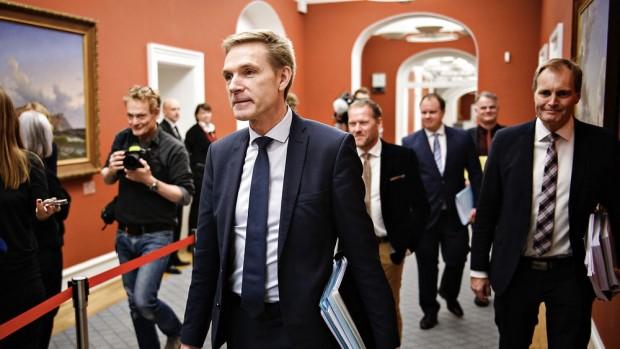 Morten Uhrskov og Lone Nørgaard: DF lover stadig, at EU kan 'rulles tilbage'. Det er utænkeligt. Danmark skal ud