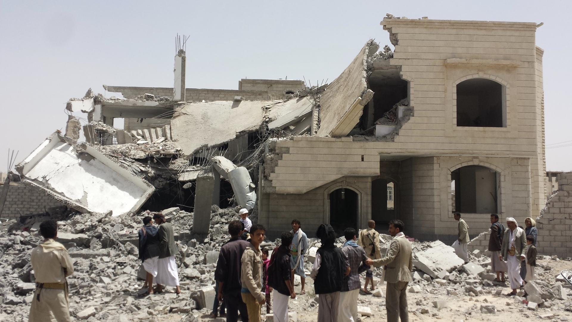 Markus Giessing: USA står i vejen for diplomatisk afvikling af konflikten i Yemen