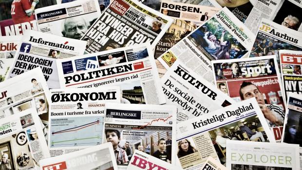 """Jan Birkemose: """"Hver enkelt bruger vil selv udvælge historier. Så hvis Politiken har 300.000 læsere, udgiver de i virkeligheden 300.000 nichemedier"""""""