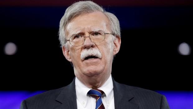 Jørgen Dragsdahl: Vil Trump gøre alvor af John Boltons trusler?