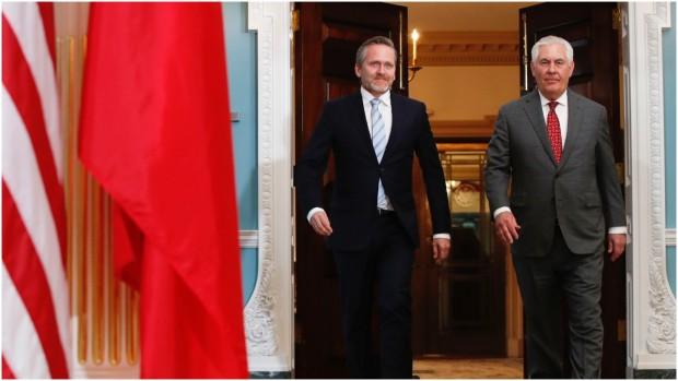 Michael Aastrup Jensen: Man skal ikke tro, at Danmark og Europa fortsat havde kunnet køre på forsvarspolitisk frihjul, hvis Clinton havde vundet. De tider er forbi, uanset hvem der sidder på magten i Det Hvide Hus