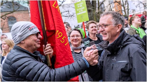 Jan Hoby om OK18: Fagbevægelsen har allerede vundet rigtig meget