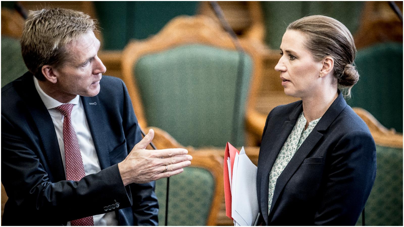 Niels Jespersen: Vil Mette Frederiksen alliere sig med Dansk Folkeparti som statsminister efter næste valg?