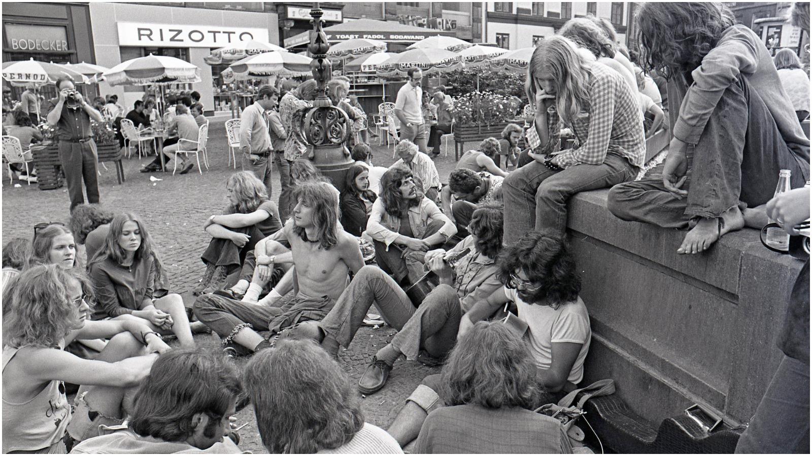 Thomas Johannes Erichsen: Tilbage til '68?