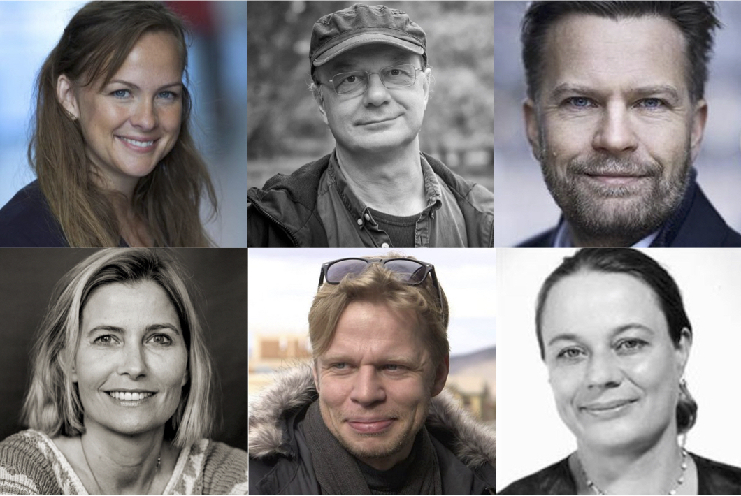 Premiere i 2018: Foredragsfestival i Aarhus 24-25/11