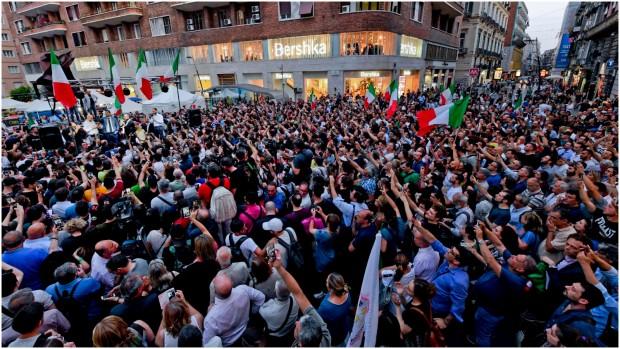Peter Kristoffersen: Italien er i opbrud – og dermed også EU?