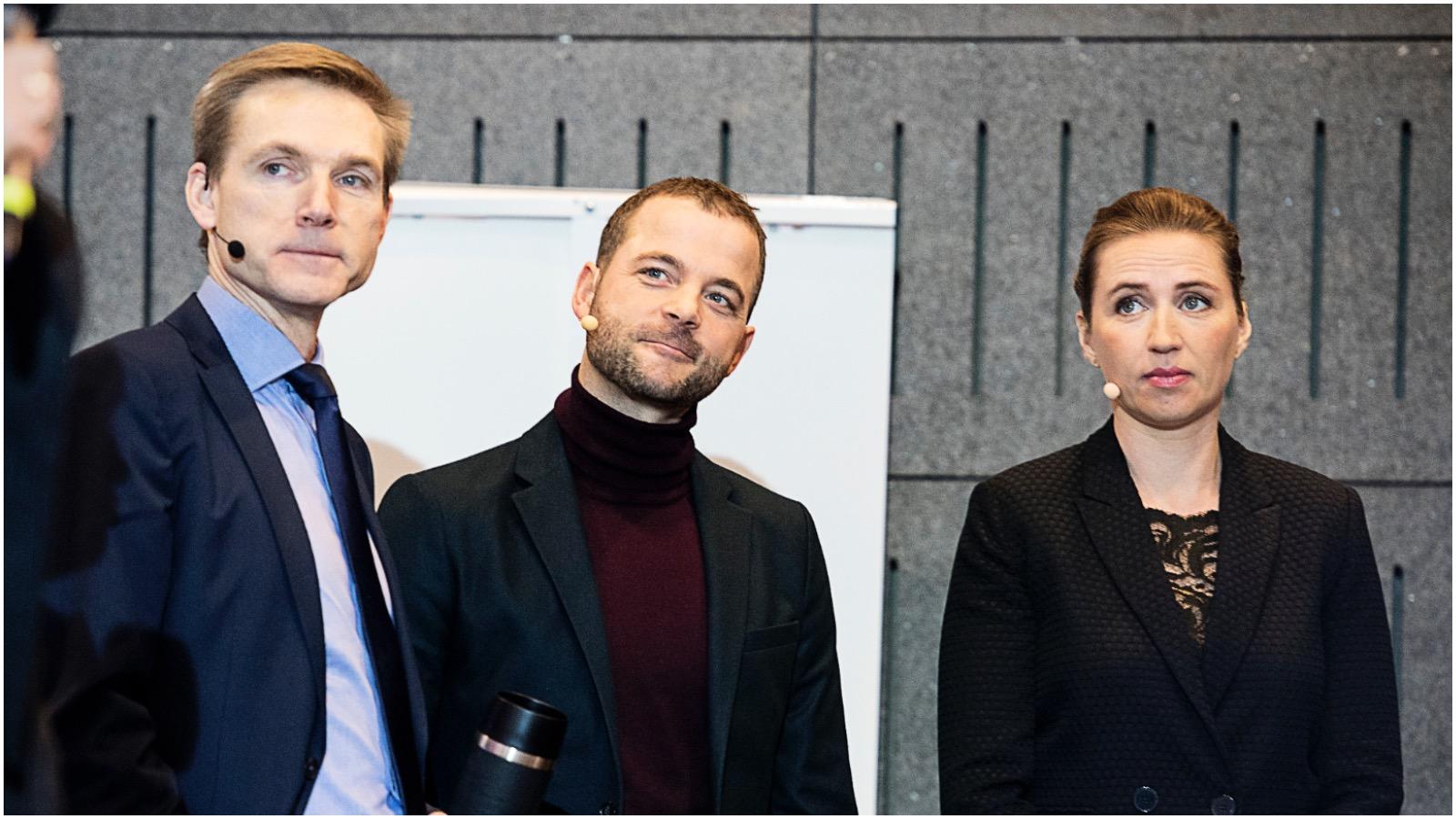 Niels Jespersen: Har Morten Østergaard lige foræret det hele til Kristian Thulesen Dahl?