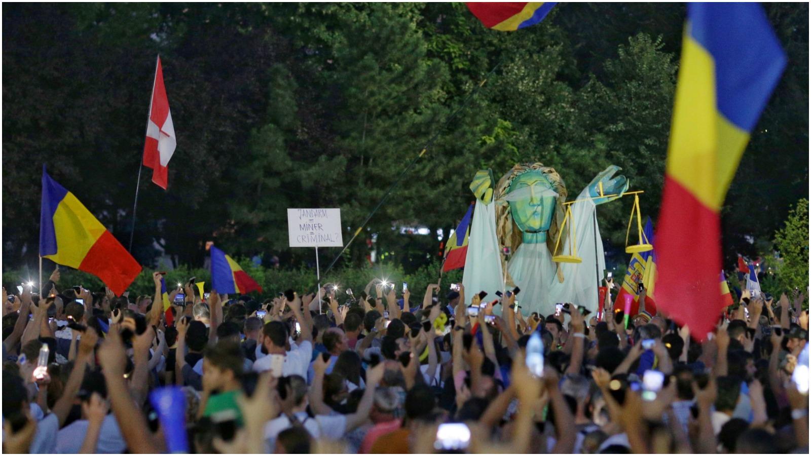 Ota Tiefenböck: Rumænerne demonstrerer igen mod landets korrupte ledelse, men det bliver svært at skabe et bedre samfund, så længe de ressourcestærke borgere flytter til Vesteuropa