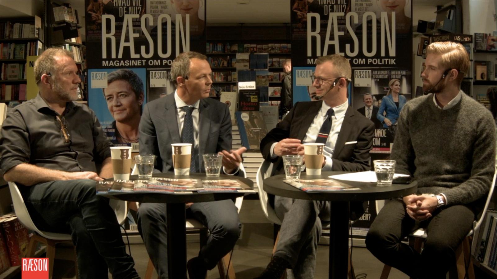 Mikkel Vedby Rasmussen, Jørgen Staun og Niels Bjerre-Poulsen i Amerika Nu: Hvor gennemtænkt er Trumps handelskrig med Kina?