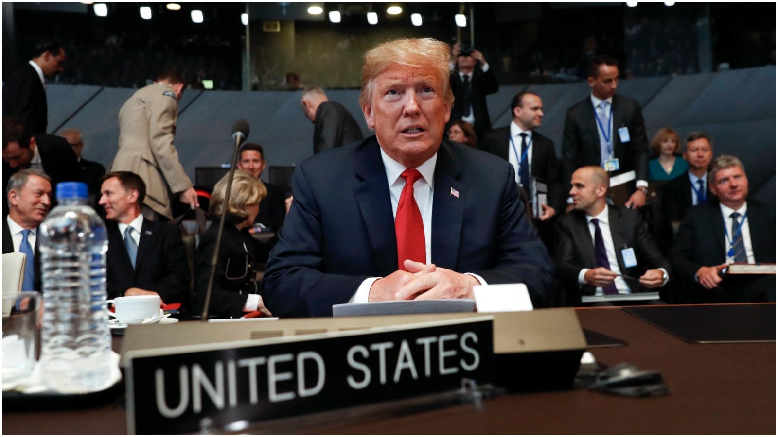 Sten Rynning i RÆSON35: Ja, præsidenten skaber uhørt kaos. Men:  Trump er ikke årsagen til NATO's dilemmaer