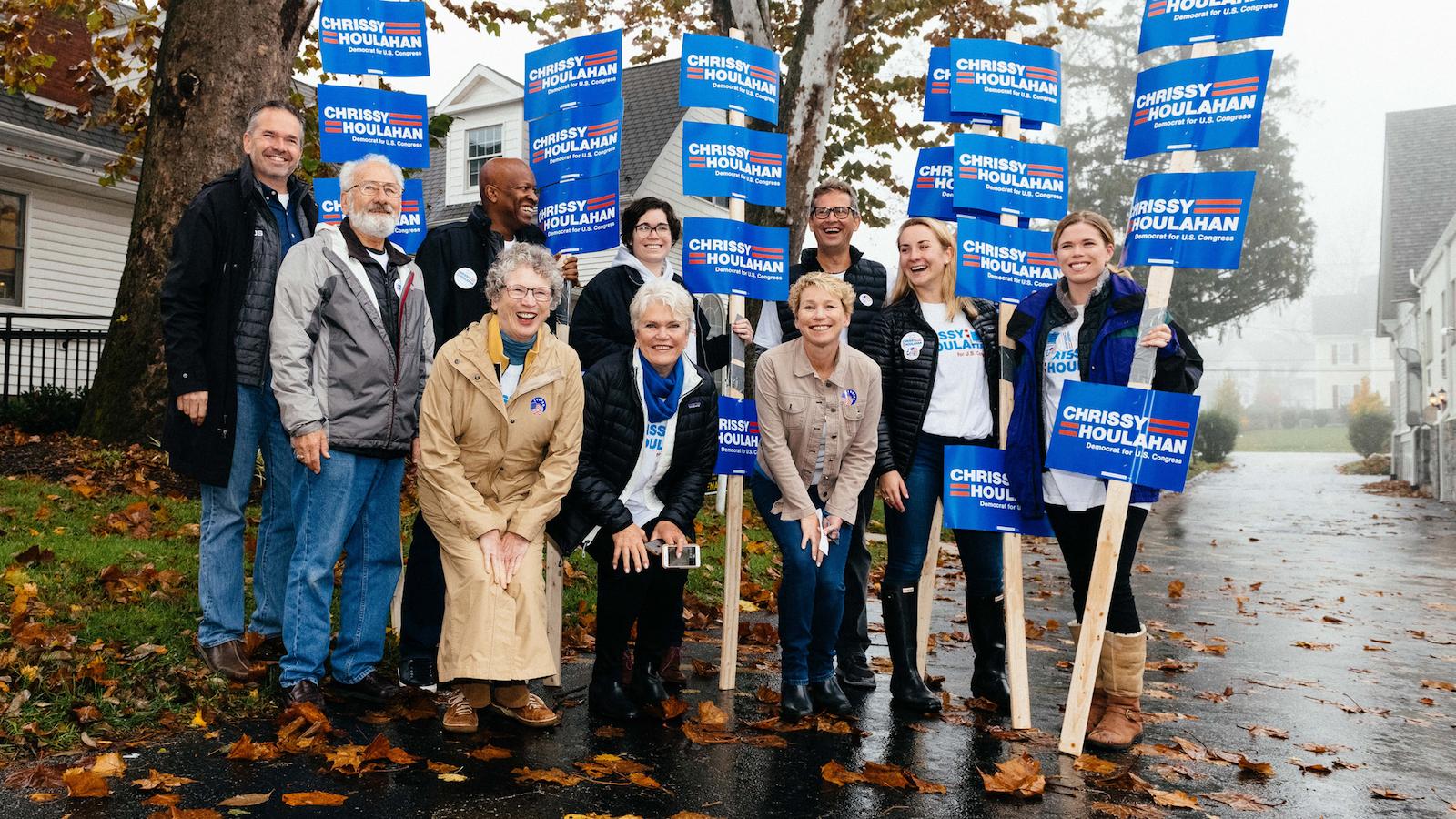 Niels Bjerre-Poulsen i Amerika Nu: Det er efterfølgende gået op for Demokraterne, at de faktisk fik et virkeligt godt valg