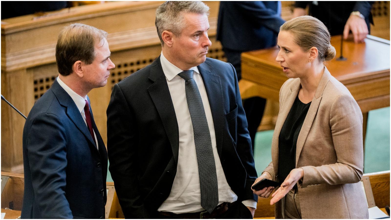 Erik Boel: Sass har skabt farlig usikkerhed om S-kursen i centrale dele af udenrigs- og Europapolitikken