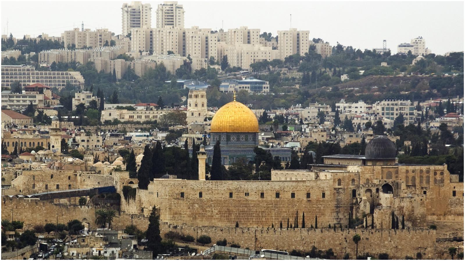 Hans Henrik Fafner: Jerusalem er splittet – også i mere end én forstand