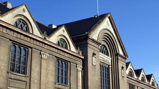 Thomas Johannes Erichsen: Københavns Universitet i opløsning