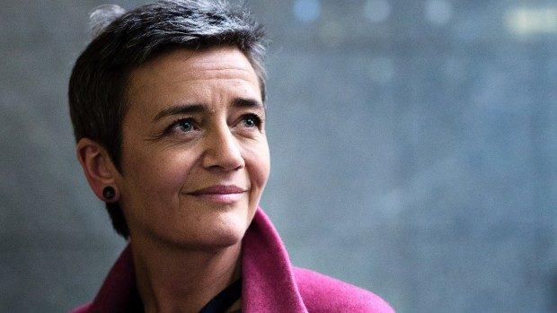 Tidligere arrangementer: Kampdag – spørg Margrethe Vestager (fredag 8/3) med RÆSON på Det Kongelige