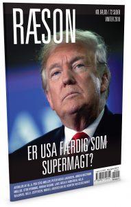 RÆSON36: Er USA færdig som supermagt?