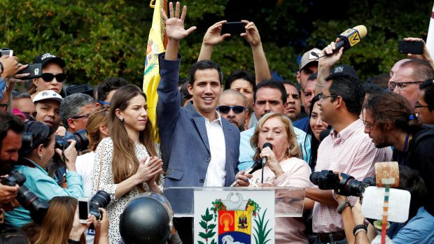 Niels Westy om situationen i Venezuela: Vi bør alle stille os på oppositionens side og fordømme Maduros diktatur