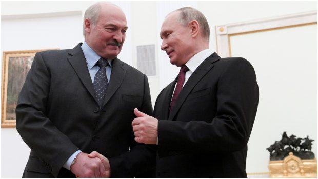 Uffe Gardel: Putin gør klar til at plukke Belarus – og hverken vi eller de kan gøre noget ved det