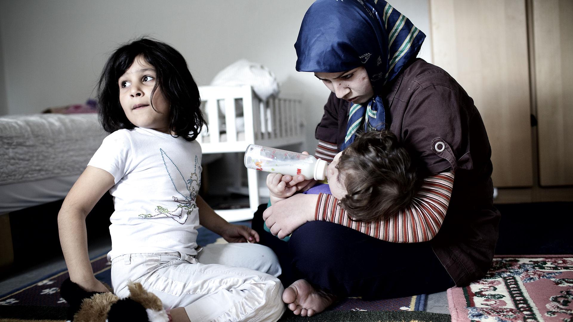 Professor Morten Sodemann: Udlændingestramningerne skaber tragedier for øjnene af os og tvinger flygtninge ud i armod