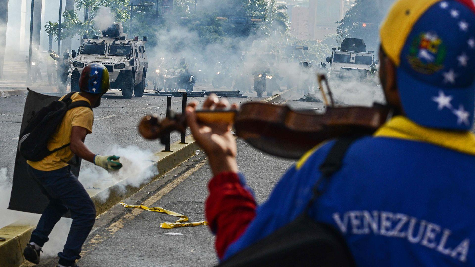 Seniorforsker Annette Idler: Krisen i Venezuela destabiliserer nabolandene og har konsekvenser for hele kloden